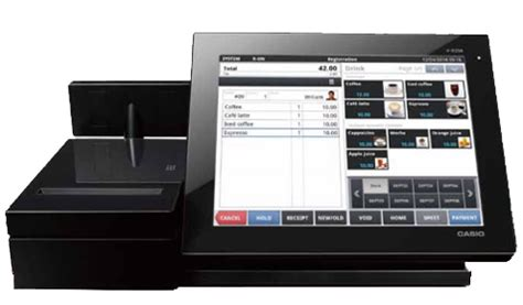 Point Of Sales Casio V R100 B top pos system point of sale software in sabah top