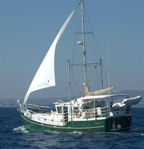 sailboat rubber st 17 best images about trawler and boats on