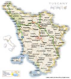 Map Of Tuscany Italy by Italian Tuscany Region Implements Gis Applications For