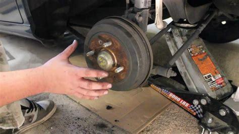 2006 hyundai elantra rear brakes how to replace rear brakes hyundai