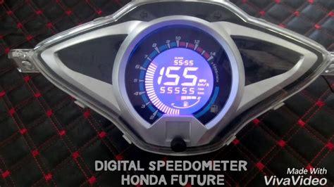 Lu Projie Led Supra X 125 digital meter honda future supra x 125 helm wave 125i