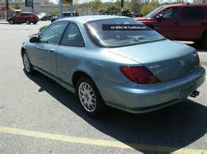 Acura Two Door Coupe 1999 Acura Cl Premium Coupe 2 Door 3 0l