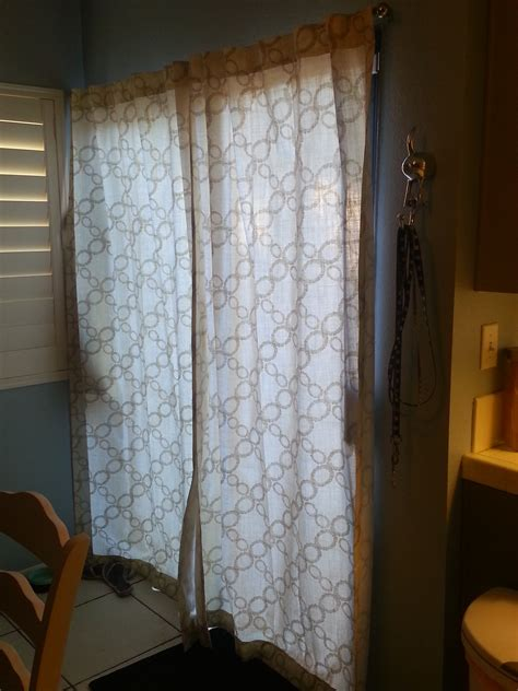 temporary curtain solutions t d k temporary dream kitchen broken windows need a
