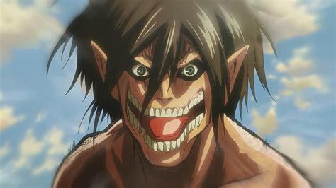 Kaos Anime Titan Rogue Eren Attack On Titan image eren titan form jpg attack on titan wiki