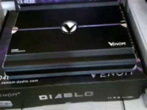 Terbatas Power Venom Diablo Vo 406 audio mobil venom diablo bsd autopart serpong