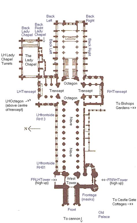 parts of a cathedral floor plan 28 parts of a floor plan accessories house floor plan