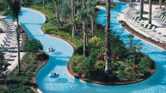 Wedding Venues In Sarasota Fl Hotel With Lazy River In Orlando Omni Orlando Resort