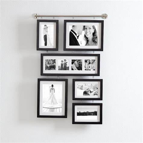 picture frame on wall wall gallery frame contemporary picture frames by