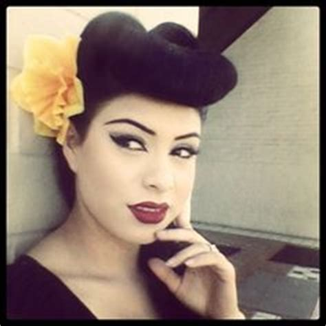cute girl hairstyles zombie hot girls on pinterest rockabilly patricia arquette and