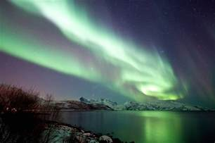 get mesmerized with the northern lights of alaska found