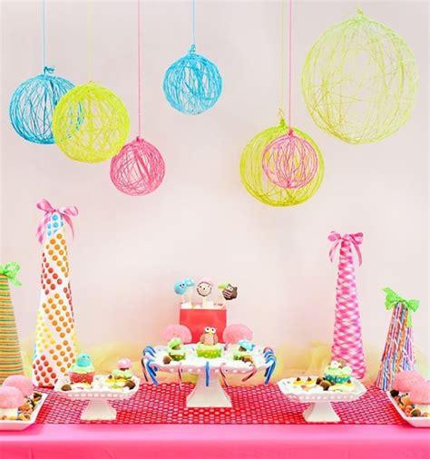 Birthday Decorations Diy by 10 Simple Diy Birthday Decorations Tauni Co