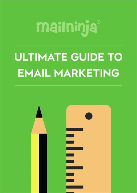 ultimate guide to advertising how to access 1 billion potential customers in 10 minutes ultimate series books mailninja s ultimate guide to email marketing