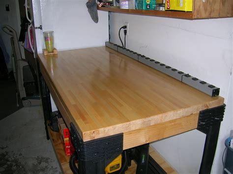 Garage Basics by 2x4 Basics Workbench Plans Fl