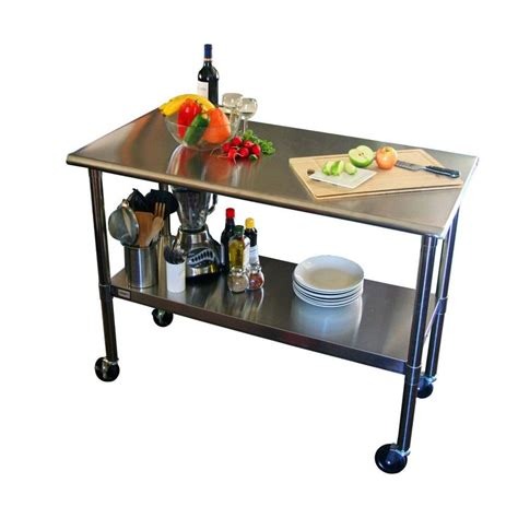 metal kitchen island tables best 25 kitchen prep table ideas on pinterest butcher
