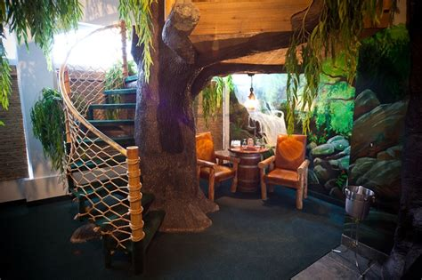 treehouse rooms for or boy