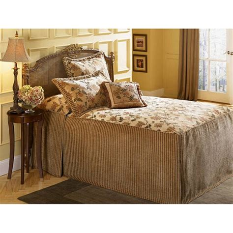 King Size Bedspreads Susanna King Size 7 Bedspread Set By Seasons Textiles