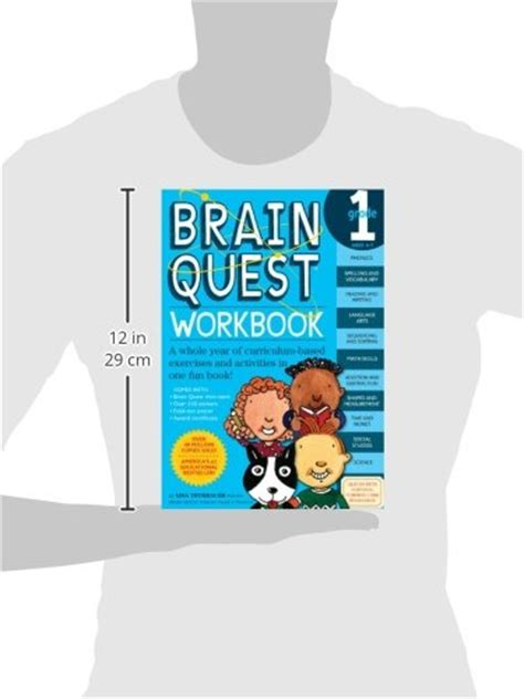 Brain Quest Workbook Grade 1 brain quest workbook grade 1 in the uae see prices reviews and buy in dubai abu dhabi