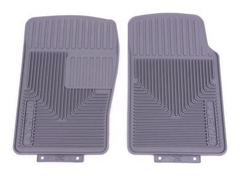 husky liners floor mats for nissan frontier 2000 hl51092