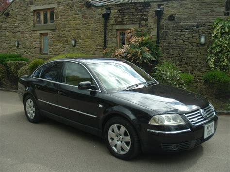 Passat W8 For Sale by 2003 03 Volkswagen Passat W8 4 Motion Saloon 38000