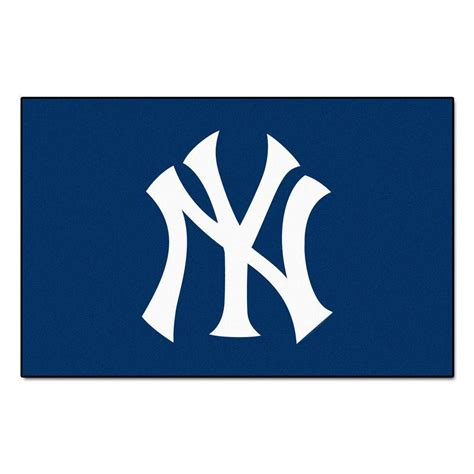 Kitchen Faucets Seattle fanmats new york yankees 19 in x 30 in accent rug 6342
