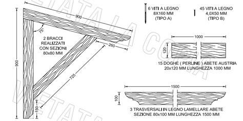 progettare una tettoia in legno come costruire una pensilina in legno in 3 semplici step