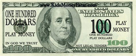 print fake money  sheets   bills click