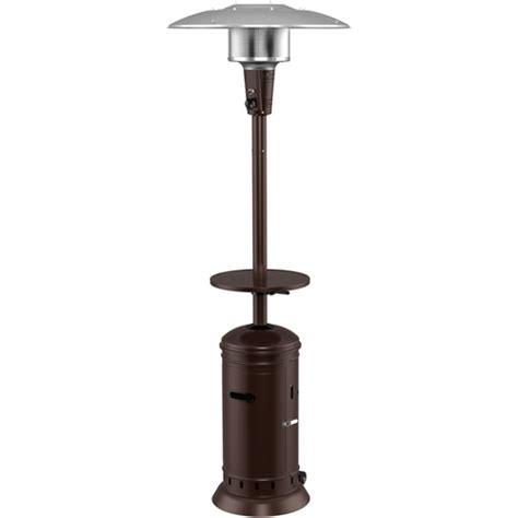 Walmart Patio Heater Mainstays Large Patio Heater Brown Walmart
