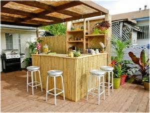 5 amazing diy outdoor bar ideas for your backyard