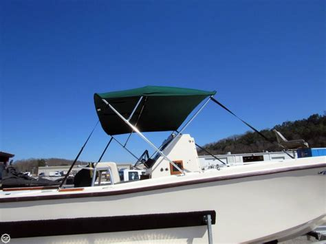 center console boats for sale chattanooga tn 1989 used mako 231 center console center console fishing
