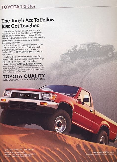 vintage toyota ad toyota truck ads chin on the tank motorcycle stuff