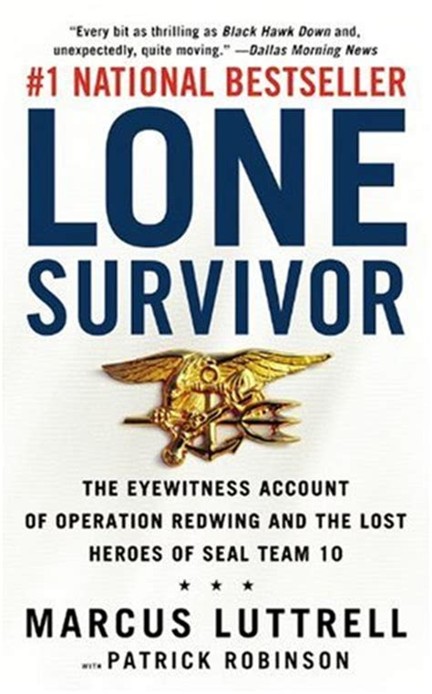 lone survivor book report lone survivor by luttrell book review of