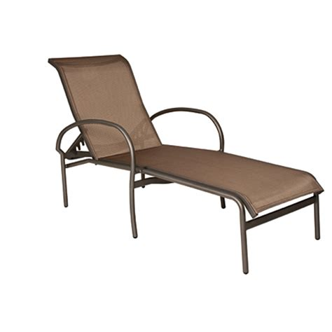 discount chaise lounge woodard 6a0470 rivington sling adjustable chaise lounge
