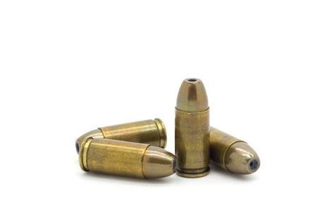 shot and bullets caliber 9mm different types stock photo image changing seasons changing calibers