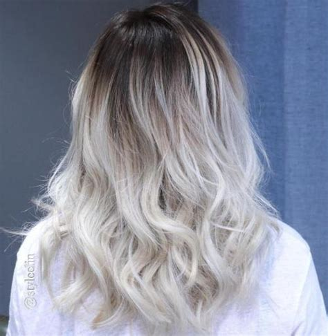 white frosting on medium blonde hair 40 hair сolor ideas with white and platinum blonde hair