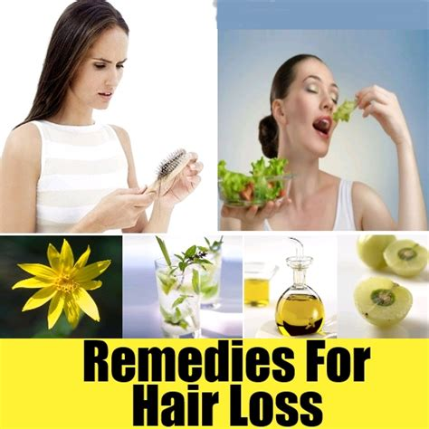top 6 home remedies for hair loss hair fashion