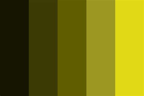 yellow color palette black and yellow color palette