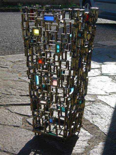 ladari in ferro battuto e vetro portaombrelli in ferro battuto e vetro di murano vasi e