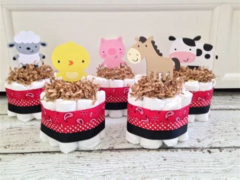 Farm Theme Baby Shower Decorations by 36 Best Images About Farm Themed Baby Shower Ideas On