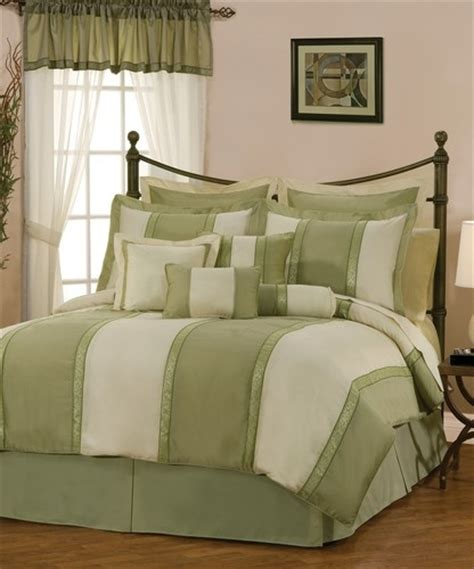 sage comforter sets 7pcs beige sage green jacquard floral comforter set bed in