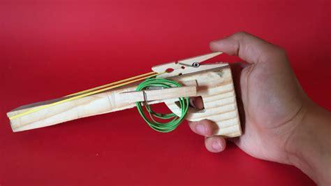 Make A Rubberband Gun Diy Crafts Guidecentral