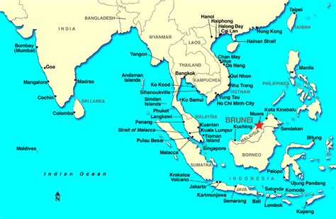 brunei on the world map brunei discount cruises last minute cruises