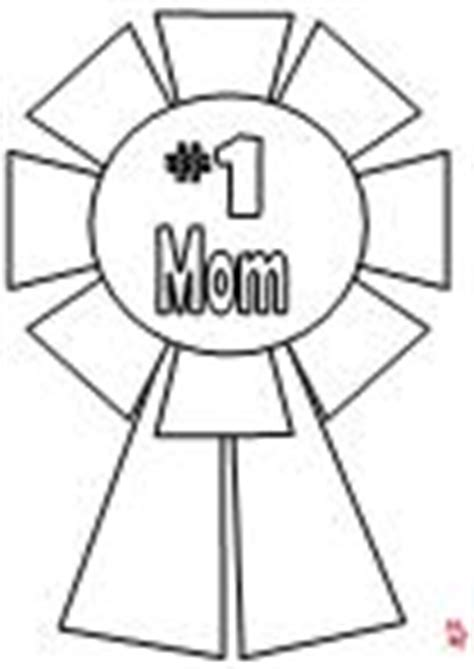 coloring pages number 1 mom mother