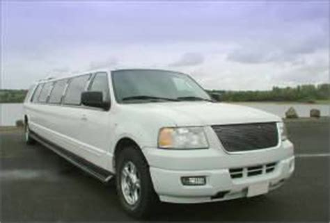 limo hire jeep  expedition limousine hire