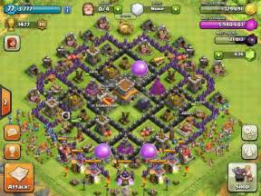 Base th 8 terkuat clash of clans update 2015