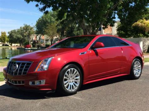cadillac 2 door coupe 2012 purchase used 2012 cadillac cts performance coupe 2 door 3