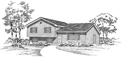 four level split house plans 301 moved permanently