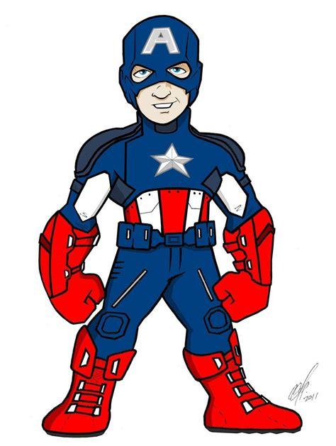 captain america chibi wallpaper captain america chibi by kryptoniano on deviantart