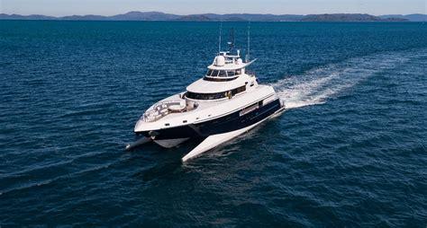 charter boat port douglas boat charter port douglas great barrier reef luxury