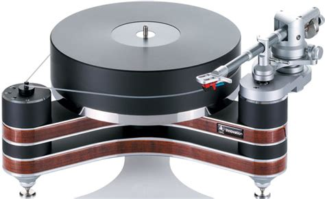 clear audio clearaudio innovation wood turntable review