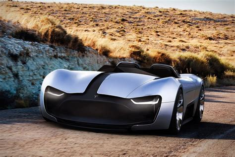 tesla supercar concept the next generation tesla roadster may hit 0 100 in